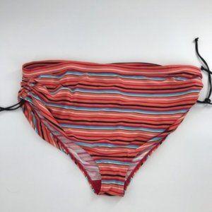 Striped Swim Bottoms Plus sz 5X *NWT*